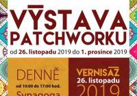 Výstava patchworku 2019