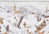 Zima Josefa Lady