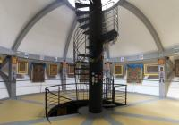 Vodárenská věž s Galerií buddhistického umění, Třeboň