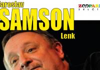 Samson - recitál v Zelčíně