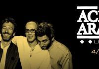 Acid Arab v Praze