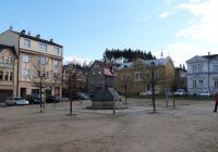 Kašna na Lidickém náměstí, Smržovka