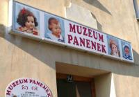 Prázdniny a návštěva v muzeu panenek ve Smržovce