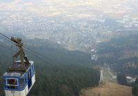 Lanová dráha Ještěd, Liberec