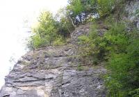 Hanychovská jeskyně, Ještěd