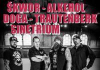 Škwor / Alkehol / Doga / Trautenberk / Sinetrium - Amfiteátr Loket