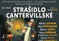 Strašidlo cantervillské na zámku...