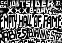 Outsider XXX B-DAY