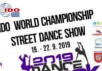 IDO Mistrovství světa ve street dance show Danceshock