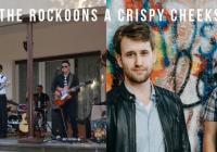 Autorský koncert Rockoons a Crispy Cheeks v Dejvické klubovně