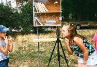Kroužek Natoč si svůj film pro děti v Muzeu Karla Zemana