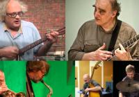 14. Free Jazz Festival - Eugene Chadbourne & Joe Sachse / Ingvaldsen-Hanousek-Cremaschi-Narvesen