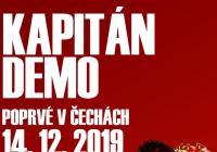Kapitán Demo v Praze