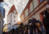 Velikonoční hrkání v Českých Budějovicích