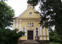 Kostel evangelické církve metodistické, Třeboň