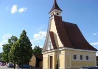 Kaple sv. Václava Domanín, Třeboň, Domanín