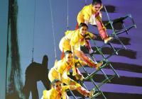 Čínský národní cirkus ve Zlíně