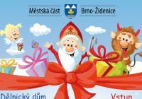Mikuláš - Brno Židenice