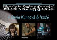 Kouda's Swing Quartet + Darja Kuncová & hosté