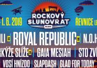 Festival Rockový Slunovrat 2019