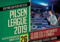 Pilsen League 2019 - 1. kolo