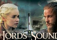 Lords of the sound - Music is coming Praha