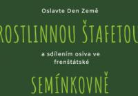 Rostlinná štafeta a doplnění Semínkovny