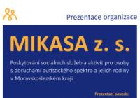Prezentace organizace Mikasa