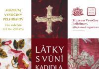 Látky s vůní kadidla / Církevní textil ze sbírky Muzea Vysočiny Pelhřimov