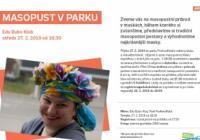 Masopust v Podkovářské - Praha
