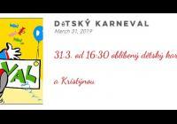 Karneval pro děti v hotelu Svornost - Praha
