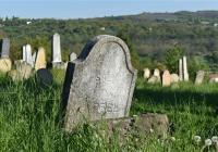 Židovský hřbitov, Dolní Kounice