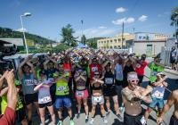 RunX 15K - běžecký závod - Praha Radotín