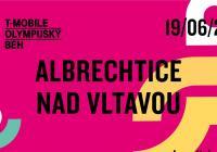 T-Mobile Olympijský běh - Albrechtice nad Vltavou