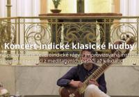 Koncert indické klasické hudby