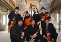 MAŽIF VIII  koncert Kaschauer Klezmer Band