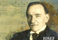 Josef Bohuslav Foerster / Hudební skladatel z okruhu Zdenky Braunerové