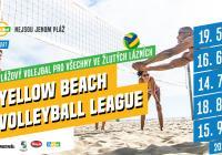 Turnaj v plážovém volejbale pro všechny