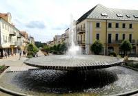 Lázeňská fontána, Františkovy lázně