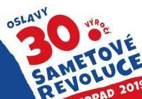 Oslavy výročí sametové revoluce - Tábor