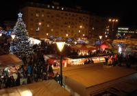 Rozsvícení vánočního stromu - Blansko