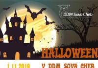 Halloween v Ddm Cheb