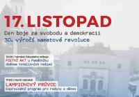 Výročí sametové revoluce v Opavě