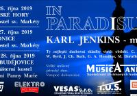 In paradisum - K. Jenkins - koncert duchovní hudby