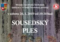 Sousedský ples - Praha Štěrboholy