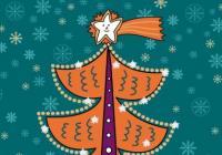 Slavnostní rozsvícení vánočního stromu - Tábor