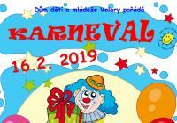 Karneval pro děti - Volary
