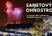 Sametový ohňostroj - Ostrava