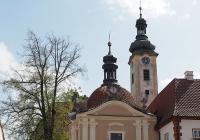 Škapulířová kaple, Borovany