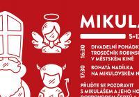 Mikuláš v Mikulově
